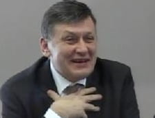 Antonescu: Ponta o sa cada cu o motiune