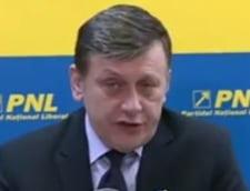 Antonescu: Ponta prefera sa vorbeasca despre tricoul lui Basescu, decat despre Duicu (Video)
