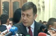 Antonescu: Ponta si acolitii sai nu accepta in ruptul capului sa vina Iohannis in guvern