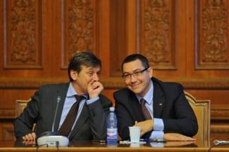 Antonescu: Ponta si echipa sa reprezinta greii PSD, nu Iliescu si Nastase