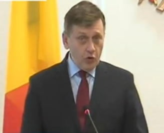 Antonescu: R. Moldova, singurul subiect pe care toate fortele politice romanesti sunt de acord