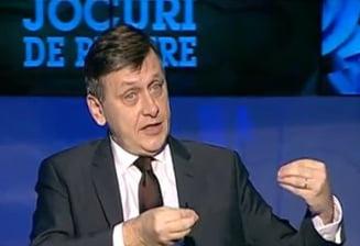 Antonescu: Romania este o tara debila