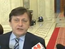Antonescu: Si eu si Ponta avem betesuguri fizice temporare. El la genunchi, la mine in cot