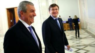 Antonescu: Tariceanu ramane in PNL, poate fi critic. Ideea era sa nu intre in cortegiul lui Chiliman