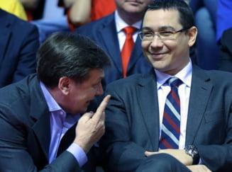 Antonescu: Tin la Ponta cum tin la mine, PNL l-a adoptat