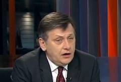 Antonescu: Un tandem cu Basescu e aproape indecent, sunt presiuni ca Ponta sa candideze la Presedintie (Video)