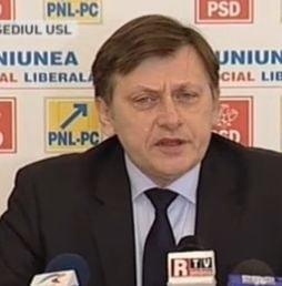 Antonescu: Ungureanu este un slujbas al lui Basescu