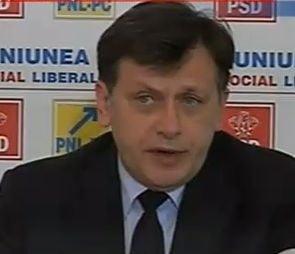Antonescu: Victoria de la Baia Mare, dovada ca pungile PD-L nu mai ajung