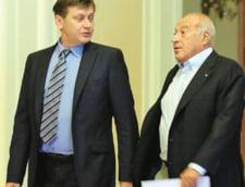 Antonescu: Voi colabora cu Voiculescu atata timp cat alianta PNL-PC va fi respectata