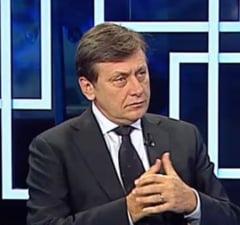 Antonescu, atac dur la Ponta: Are idei stupide, e posibil ca PSD sa treaca marti amnistia (Video)