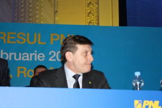 Antonescu, catre liberali: Suntem singuri impotriva lui Basescu, a PSD si a unor institutii internationale (Video)