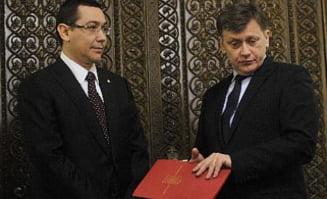 """Antonescu, despre """"pactul de la Cotroceni"""": Minciuni pesediste, Constantin e valetul lui Ponta"""