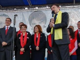Antonescu, despre calitatile Olgutei Vasilescu: N-o cauta politia, e desteapta