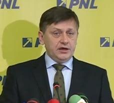 Antonescu, despre noi excluderi din PNL: O sa vedeti imediat dupa Anul Nou