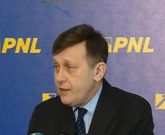 """Antonescu, despre un sustinator """"cheie"""" in cursa pentru alegerea candidatului PNL"""