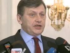 Antonescu, ultimatum pentru Guvernul Ponta 3 (Video)