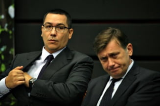 Antonescu a vorbit cu Ponta despre o posibila remaniere a Guvernului - surse