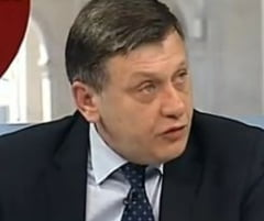 Antonescu ataca Parlamentul dupa cererea de demisie a lui Basescu: Iata de ce n-a fost la vot