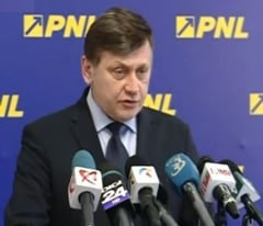 Antonescu cere acord intre partide pentru suplimentarea bugetului Armatei