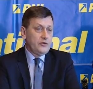 Antonescu cere demiterea lui Blanculescu: Nu vin proiecte economice din cauza prostiei, nu a soldatilor SUA (Video)