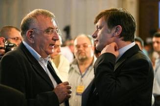 Antonescu confirma: Voi propune excluderea lui Chiliman din partid