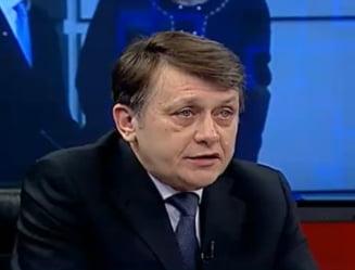 Antonescu dezvaluie de ce Ponta ar putea s-o puna pe Kovesi sefa la DNA (Video)