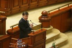 Antonescu dezvaluie in ce conditii renunta la sefia Senatului: Suntem oameni seriosi, nu o sa fac ca Geoana