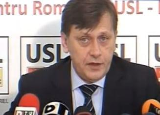 Antonescu explica cand si cum o sa-l suspende USL din nou pe Basescu