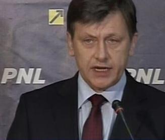 Antonescu ii cere lui Basescu sa lase dansurile