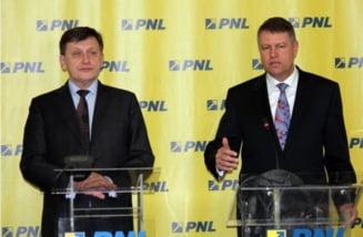 Antonescu isi face planuri pentru Cotroceni: Cine ar urma sa fie seful PNL