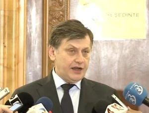 Antonescu linisteste apele din USL: Rosca Stanescu nu duce o campanie anti-PSD (Video)