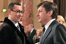 Antonescu se duce la intalnirea cu Basescu si sindicatele, Ponta nu vrea