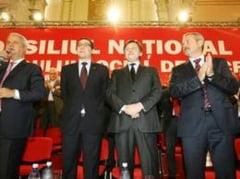 Antonescu si Dragnea il linistesc pe Ponta