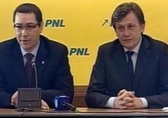 Antonescu si Ponta - insuportabila usuratate a caracterelor (Opinii)