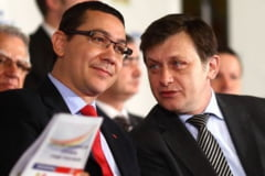 Antonescu si Ponta, intepaturi pe Interne: PSD vrea MAI - Daca ni-l dau, acceptam fara sa dam ceva la schimb (Video)