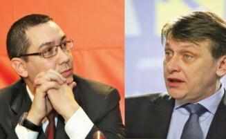 Antonescu si Ponta, un cuplu cum nu s-a mai vazut (Opinii)