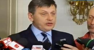 Antonescu spune NU Codului Penal si Legii amnistierii: Vom vota impotriva. Toate in bloc!