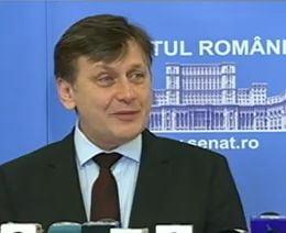 Antonescu spune ca protocolul USL nu e suspendat si nu stie ce vrea sa modifice Ponta