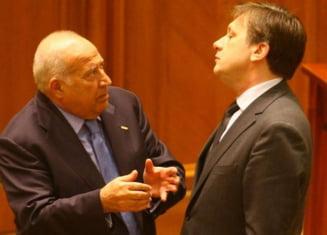 Antonescu vrea alegeri partiale in colegiul lui Voiculescu, Ponta nu