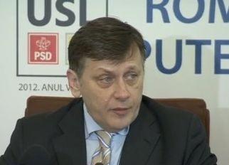 Antonescu vrea epoca noua de la judecatorii CCR: Si Tepes a avut domnii diferite