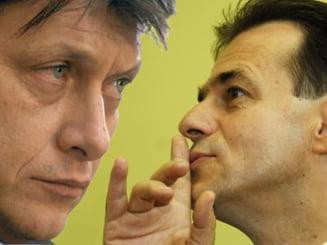 Antonescu vs Orban