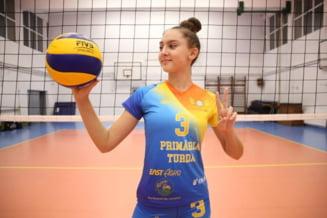 Antonia Gheti convocata in lotul national