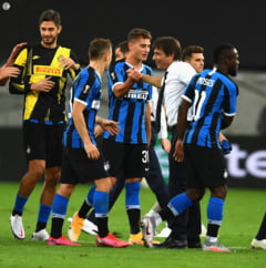 Antonio Conte ramane antrenor la Inter Milano si sezonul viitor