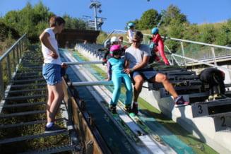 """Antrenamentele sportive ale elevilor pot fi reluate. Ministerele Educatiei si cel al Sportului au dat """"unda verde"""""""