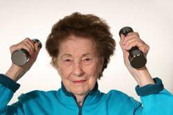 Antrenamentul cu greutati previne dementa