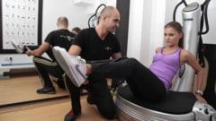 Antreneaza-te prin vibratii: 20 de minute cat doua ore de fitness