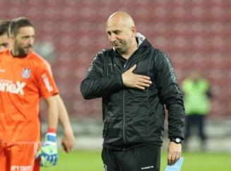 Antrenor surpriza la CFR Cluj: Cine i-ar putea lua locul lui Dan Petrescu
