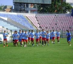 Antrenori si jucatori ai unei echipe de traditie din Romania, suspendati dupa meciuri aranjate pentru pariuri