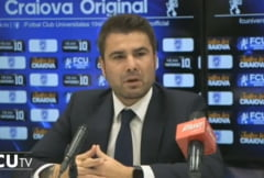 "Antrenorul Adrian Mutu, prezentat oficial la Craiova: ""Sa nu va ganditi ca intr-un an castigam campionatul"""