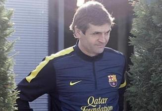 Antrenorul Barcelonei si-a dat demisia!